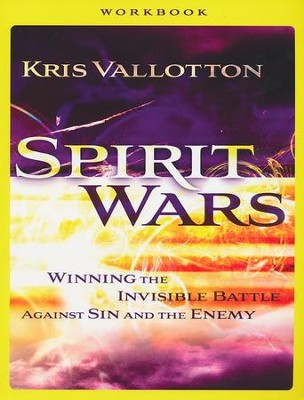 Spirit Wars Workbook  -     By: Kris Vallotton