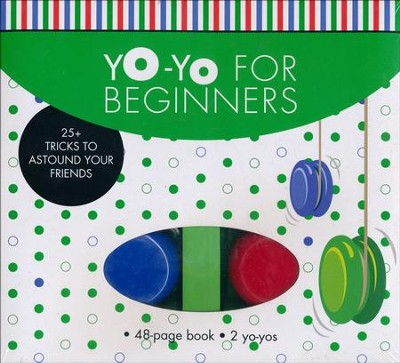 Yo-Yo for Beginners Kit  -     By: Shar Levine, Bob Bowden
