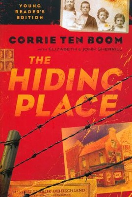 The Hiding Place, Young Reader's Edition  -     By: Corrie ten Boom, Elizabeth Sherrill, John Sherrill