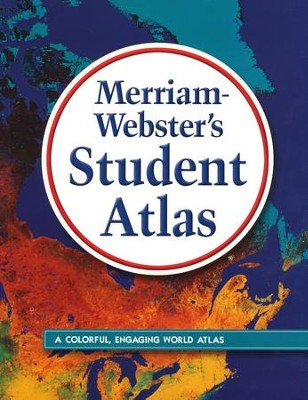 Merriam-Webster's Student Atlas   -