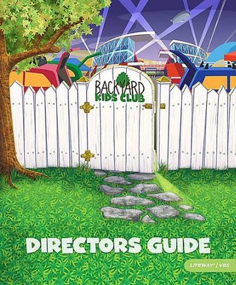 Game On: Backyard Kid's Club Director's Guide   -