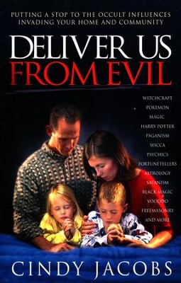 Deliver Us From Evil  -     By: Cindy Jacobs