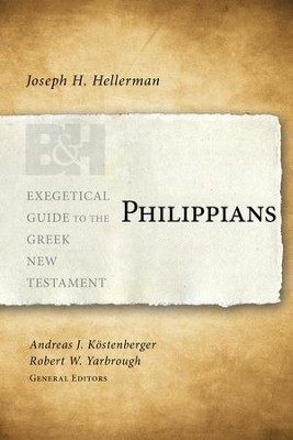 Philippians - eBook  -     By: Joseph Hellerman