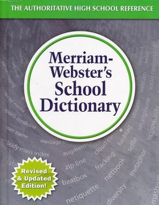 Merriam-Webster's School Dictionary, Revised & Updated (2015) Edition  -