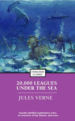 20,000 Leagues Under the Sea / Special edition - eBook  -     By: Jules Verne