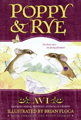 #3: Poppy & Rye   -     By: Avi