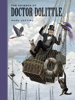 The Voyages of Doctor Dolittle  -     By: Hugh Lofting, Arthur Pober Ed.D.     Illustrated By: Scott McKowen(Illustrator)