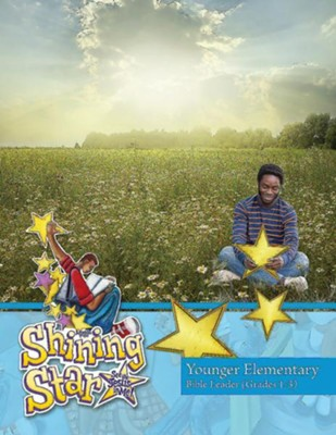 VBS 2015 Shining Star: See the Jesus in Me - Younger Elementary Bible Leader (Grades 1-3)  -