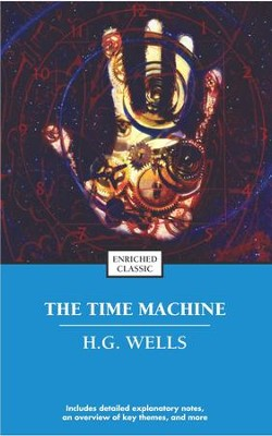The Time Machine - eBook  -     By: H.G. Wells