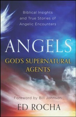 Angels--God's Supernatural Agents: Biblical Insights   and True Stories of Angelic Encounters  -     By: Ed Rocha