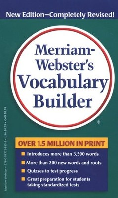 Merriam-Webster's Vocabulary Builder, Expanded &  Revised Edition  -