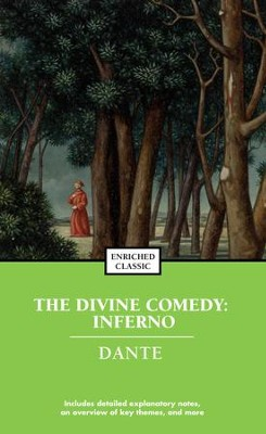The Divine Comedy: Inferno / Special edition - eBook  -     By: Dante