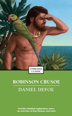 Robinson Crusoe / Special edition - eBook  -     By: Daniel Defoe