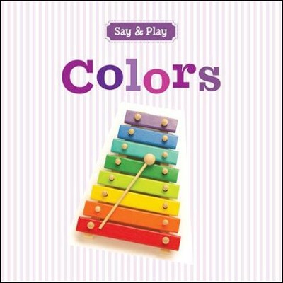 Colors  -     By: Sterling Publishing Co., Inc.
