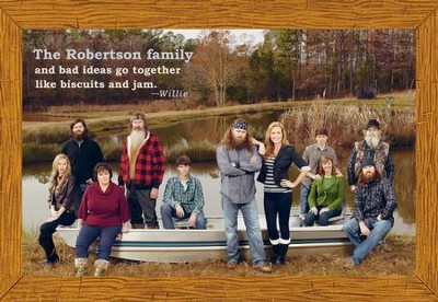 Duck Dynasty, Family Encouragement Cards, Pack of 6  -