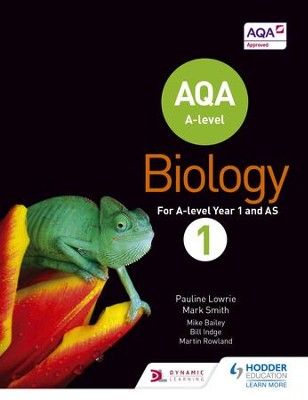 AQA A Level Biology Student Book 1 / Digital original - eBook  -     By: Pauline Lowrie, Mark Smith