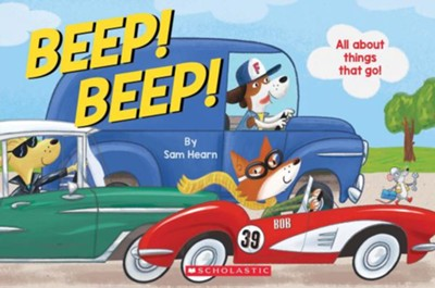 Beep! Beep!  -     By: Sam Hearn