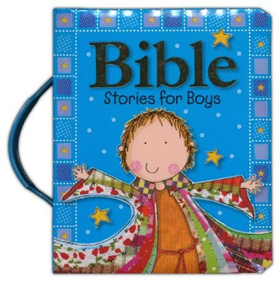 Bible Stories for Boys  -     By: Lara Ede
