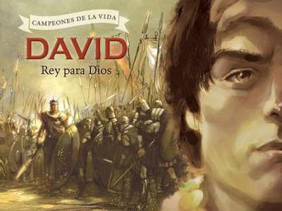 David, rey para Dios - eBook  -     By: Pablo Owen