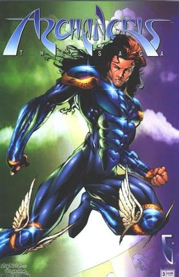 Archangels Comics, Volumes 1-3   -     By: P. Scott, A. Orjuela, J. Leder