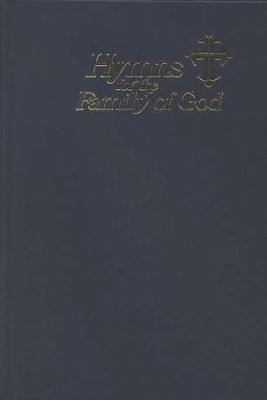 Hymns for the Family of God (Midnight Blue)   -