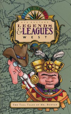 Legends & Leagues West Storybook   -     By: Ned Bustard
