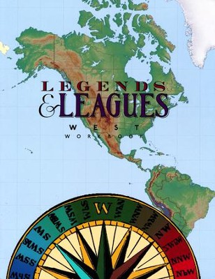 Legends & Leagues West Workbook   -     By: Ned Bustard