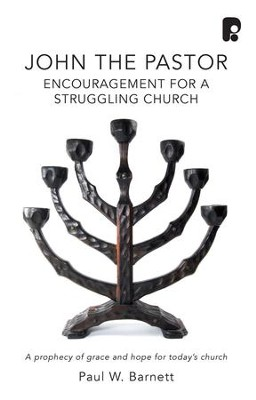John the Pastor: Encouragement for a Struggling Church: A Prophecy of Grace and Hope for Today's Church - eBook  -     By: Paul Barnett