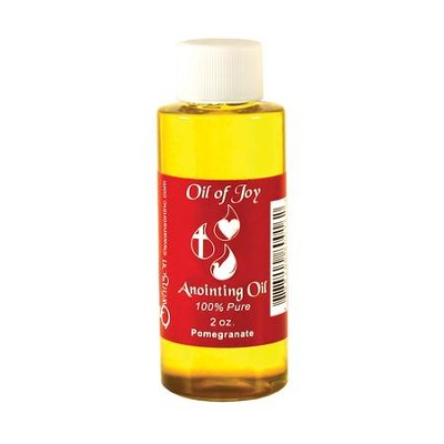 Anointing Oil, Pomegranate, 2 ounces  -