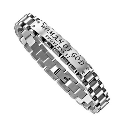 Woman of God, Luxury Bracelet, 7.5   -