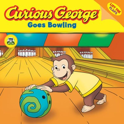 Curious George Goes Bowling  -     By: H.A. Rey