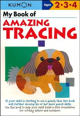 My Book of Amazing Tracing  -