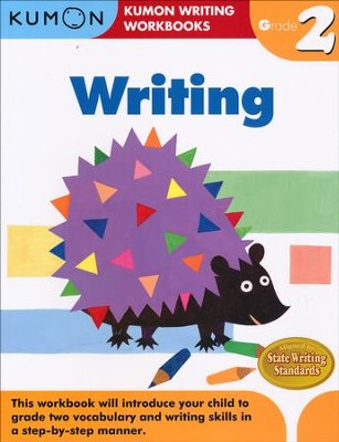 Kumon Writing, Grade 2   -