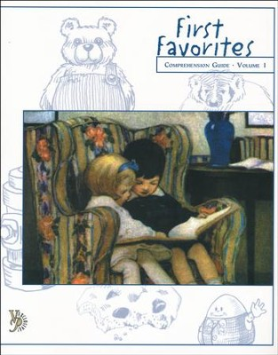 First Favorites Guide, Volume 1   -     By: Laurie Detweiler