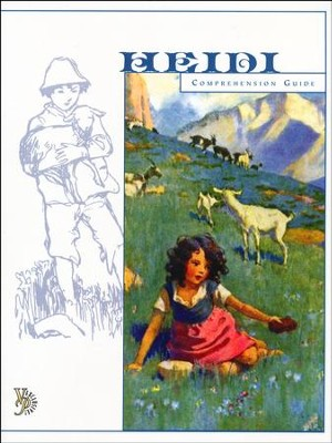 Heidi Comprehension Guide   -     By: Ginny Walls