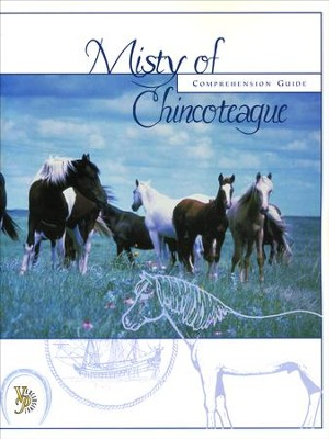 Misty of Chincoteague Comprehension Guide   -     By: Laurie Detweiler