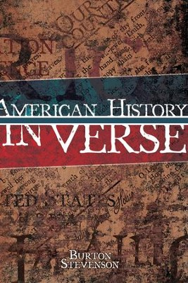 American History in Verse - eBook  -     By: Burton Stevenson