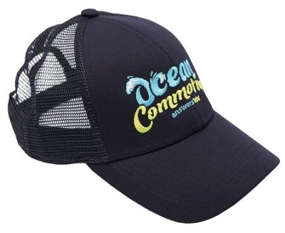 Ocean Commotion VBS Leader Hat  -