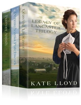 The Legacy of Lancaster Series - eBook  -     By: Kate Lloyd