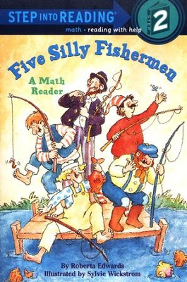 Five Silly Fishermen  -     By: Roberta Edwards