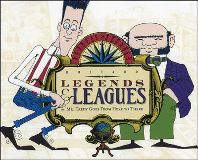 Legends & Leagues   -     By: Ned Bustard