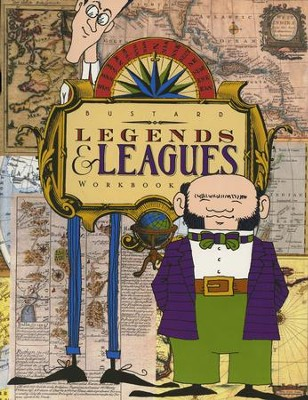 Legends & Leagues Workbook   -     By: Ned Bustard