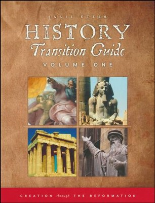 History Transition Guide Volume 1   -