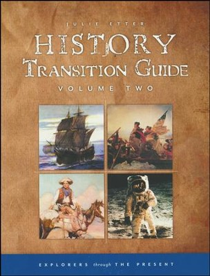 History Transition Guide Volume 2   -