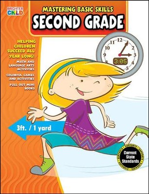 Mastering Basic Skills Second Grade  -