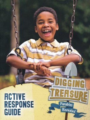 Digging for Treasure VBS: Active Response Guide   -