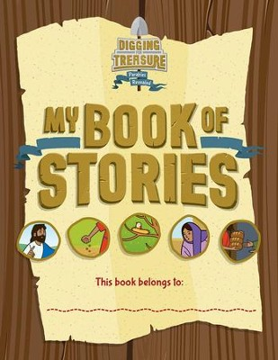 Digging for Treasure VBS: Early Childhood Student Book   -