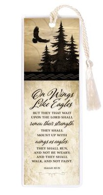 On Wings Like Eagles Bookmark  -