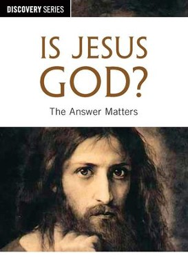 Is Jesus God?: The Answers Matters / Digital original - eBook  -     By: Our Daily Bread Ministries