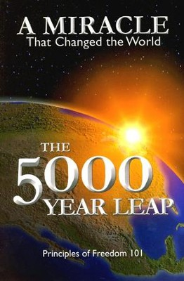The Five Thousand Year Leap: The 28 Great Ideas That Are Changing the World, Revised Edition  -     By: W. Cleon Skousen